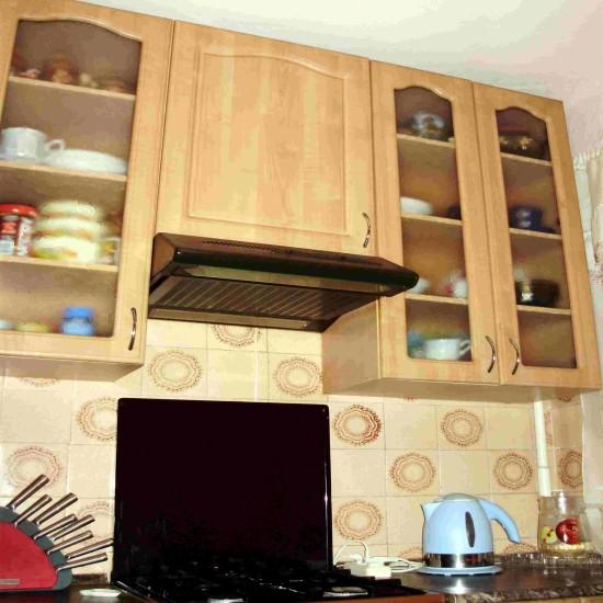 Установка вытяжки на кухне цена 7