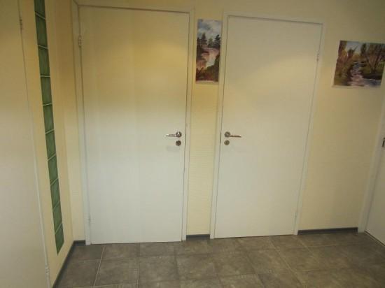 бесшумные входные двери для подъездов