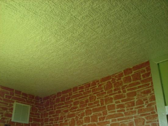 чем покрасить пластиковые потолки архитектура отличается