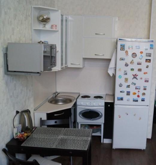 Интерьеры мини-кухни
