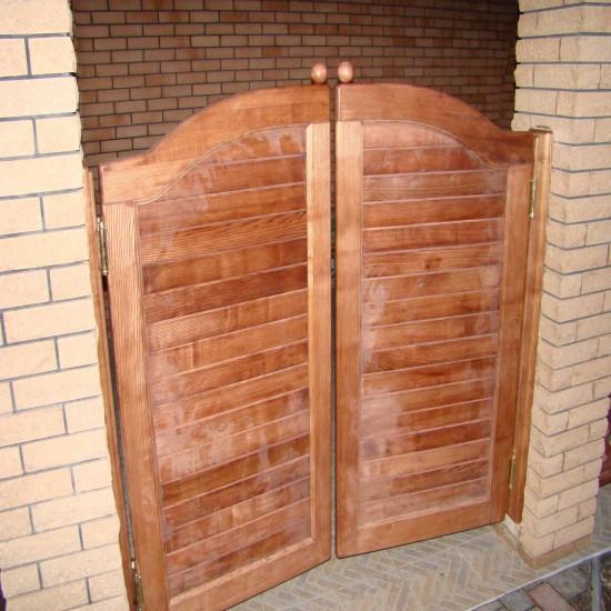 Дверь для беседки фото