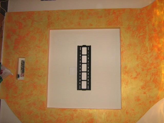 Штукатурка стены своими руками фото