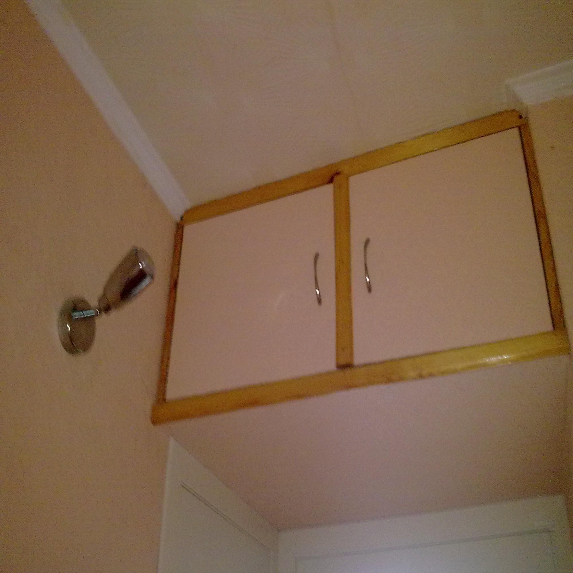 Как сделать антресоли в коридоре фото