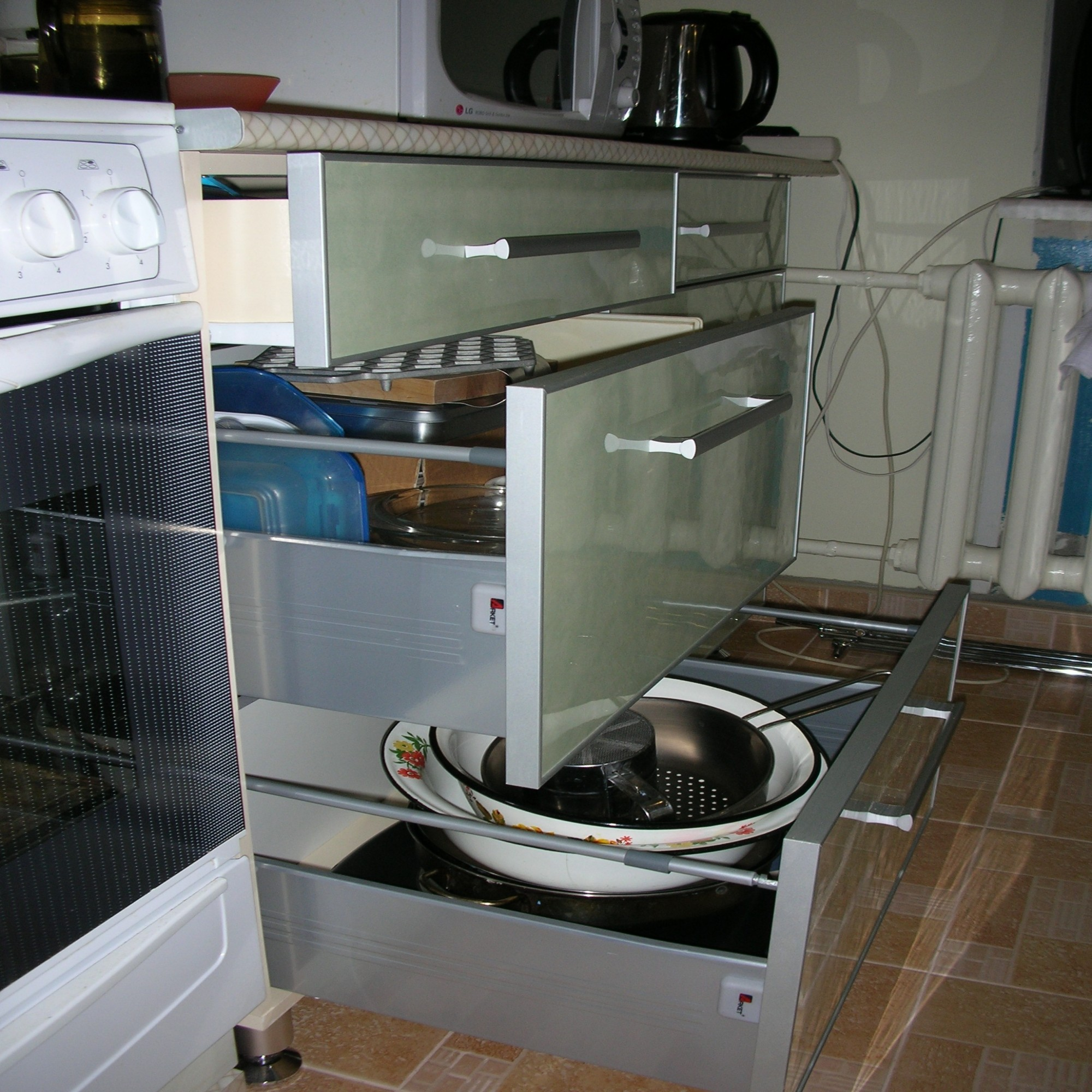 Мы решили что наша кухня не должна