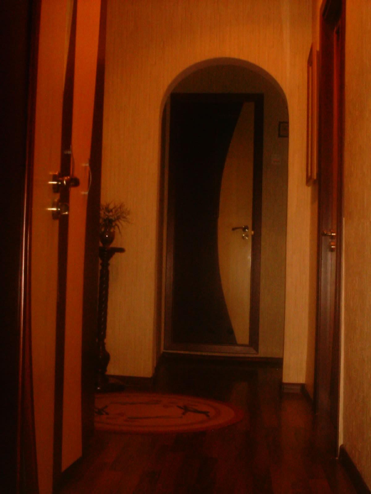 Пол ламинат коридор в панельном