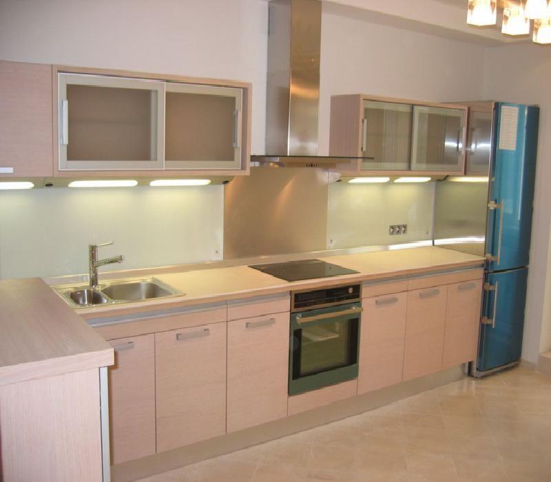 Кухня большая фото интерьер