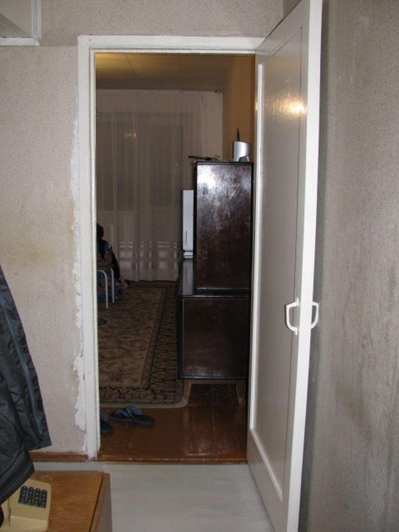 стальная дверь в хрущевку