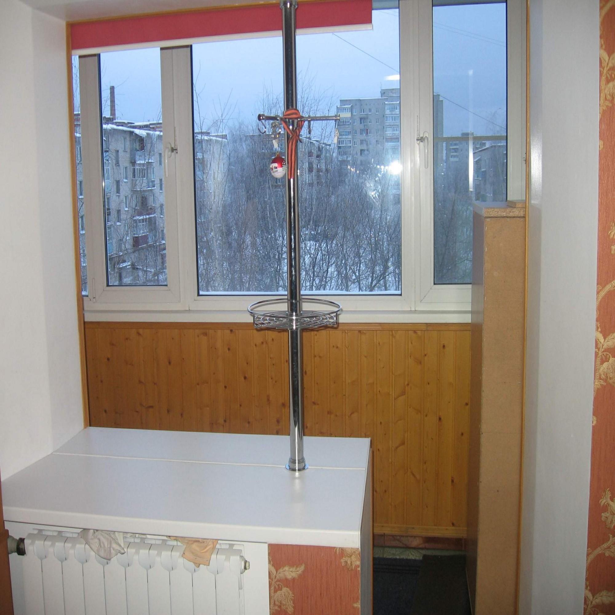 Утеплить балкон соединенный с комнатой..