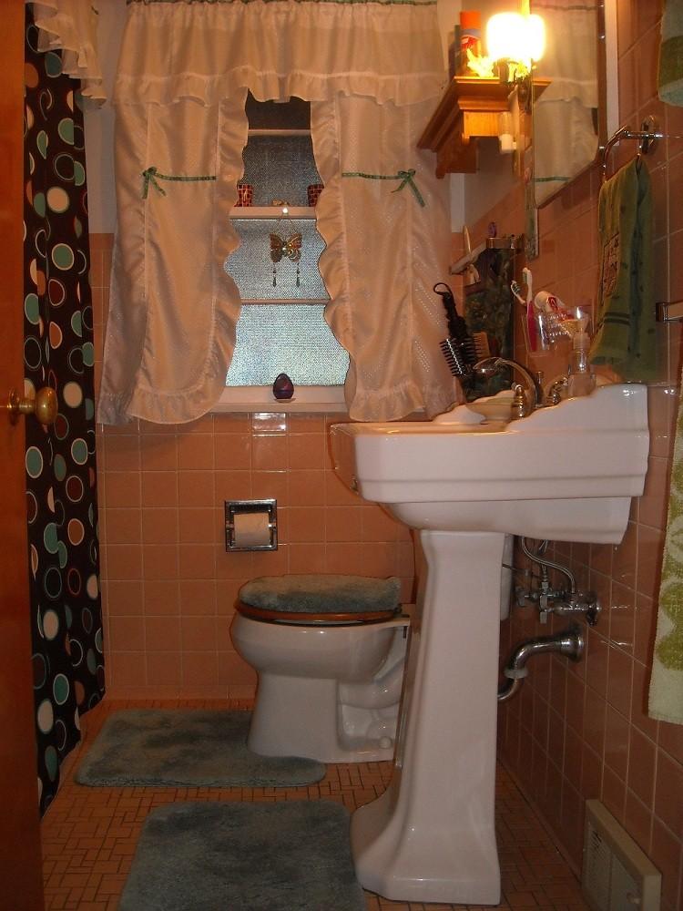 """Общий вид ванной комнаты """" Санузел """"Два"""