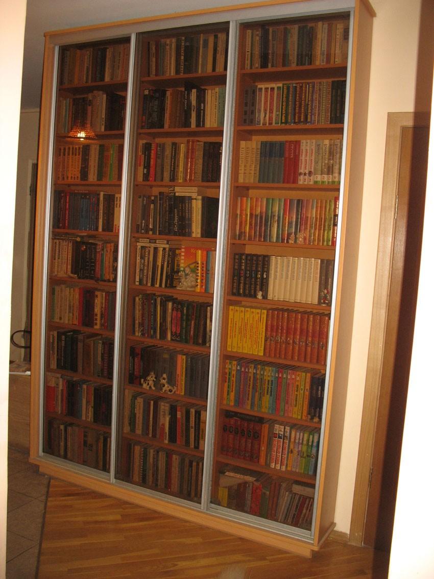 Как сделать книжный шкаф своими руками в домашних условиях 956