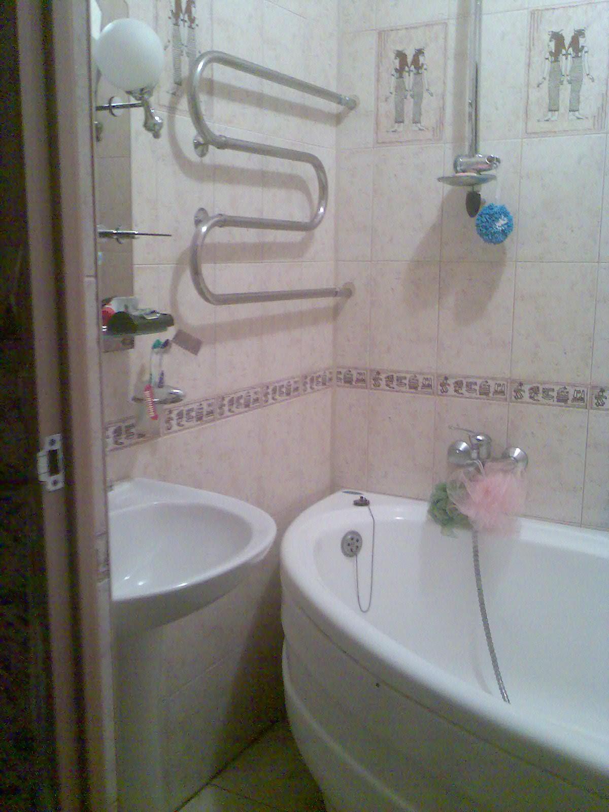 Ванная комната в хрущевке дизайн фото 3 кв м