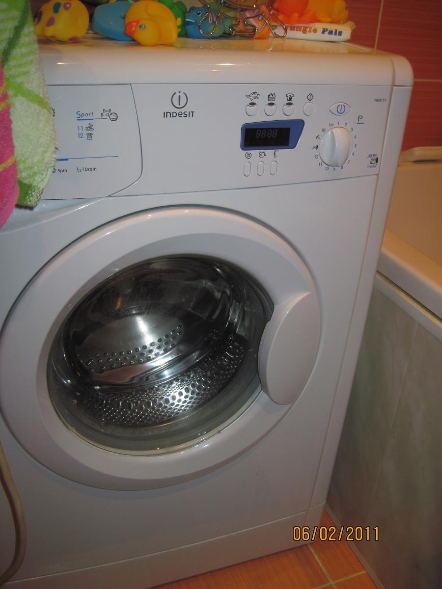 Стиральная машина » Ванна-малютка