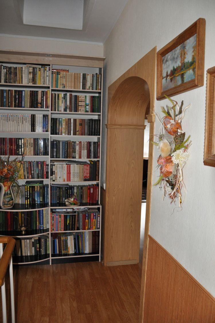 Как сделать книжный шкаф своими руками в домашних условиях 494