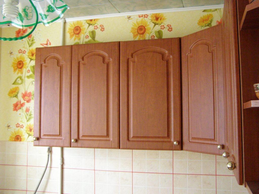 Кухонные шкафы фото