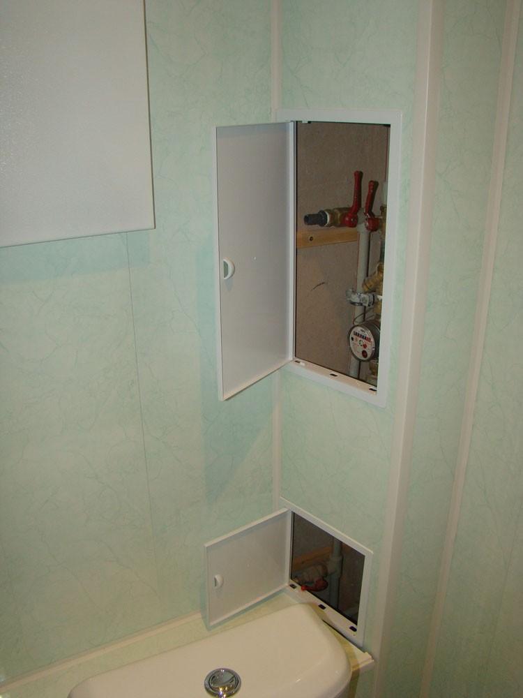 » Туалет и ванная » Интерьер фото