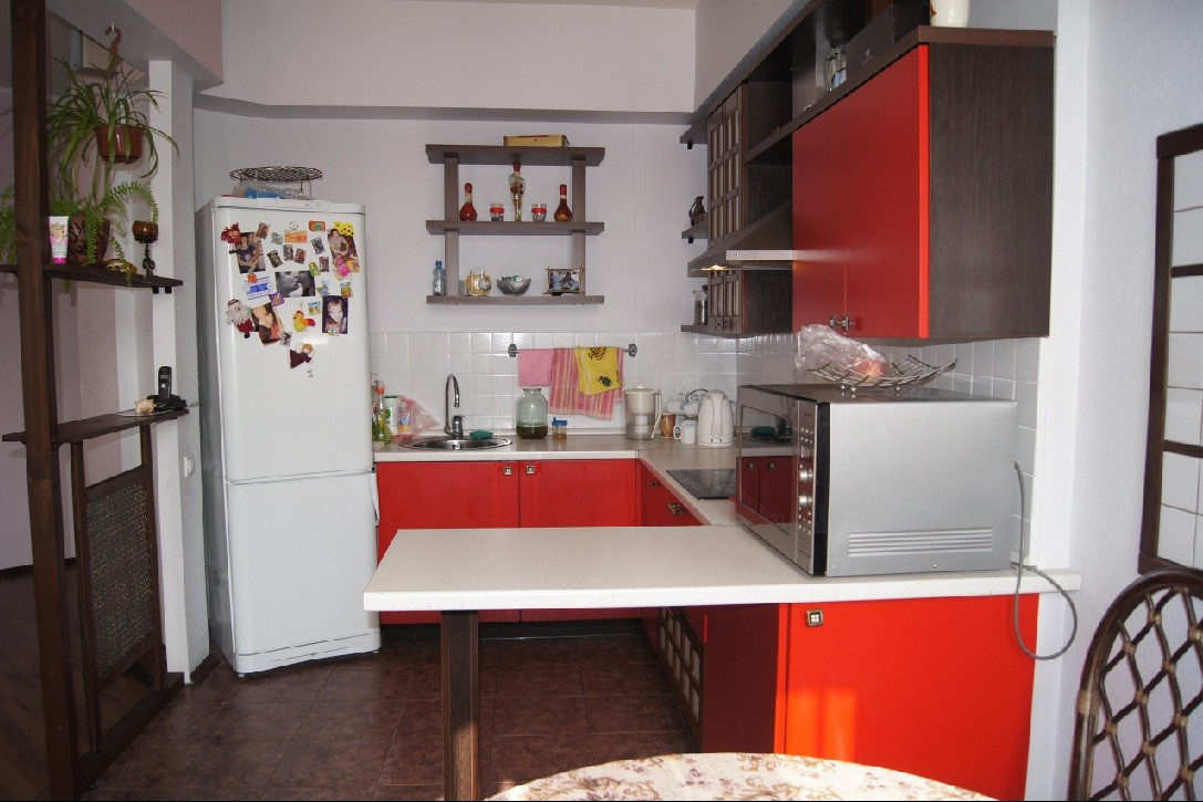 Уют кухня своими руками фото