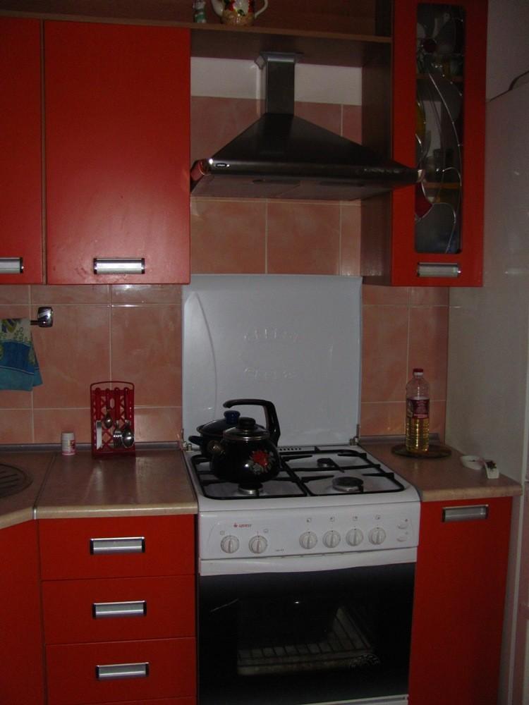 Кухни с газовой плитой фото