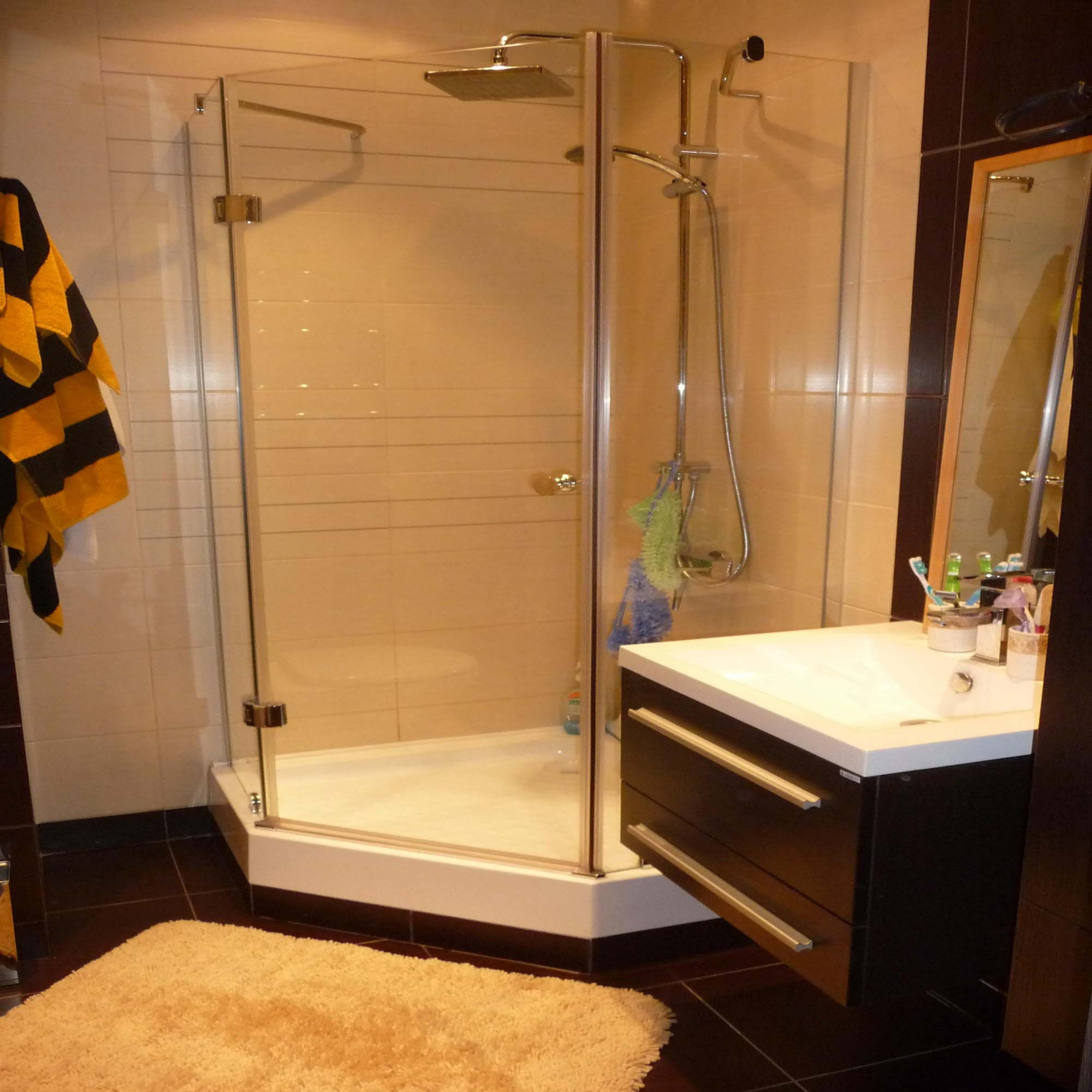Душевые уголки для ванной своими руками 571
