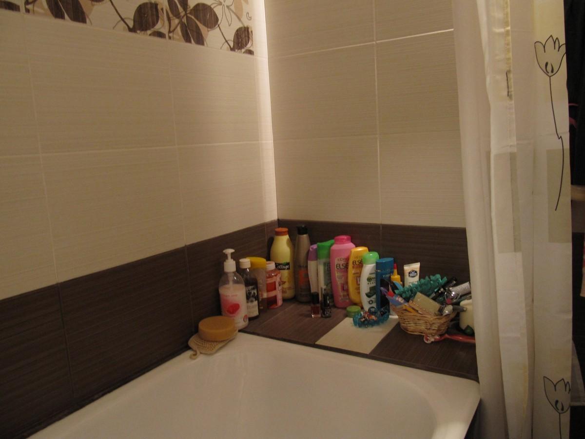 Как сделать полку в ванной своими руками из плитки 21