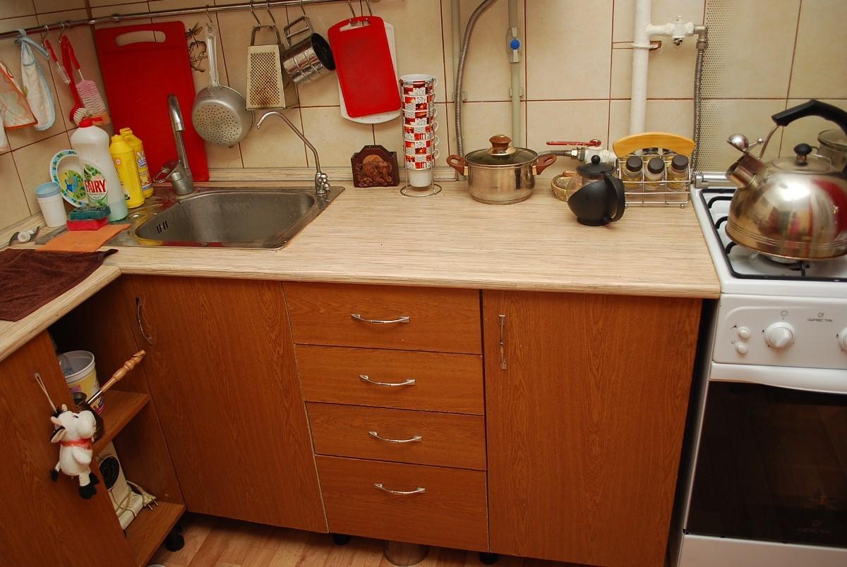 Набор кухонной мебели своими руками