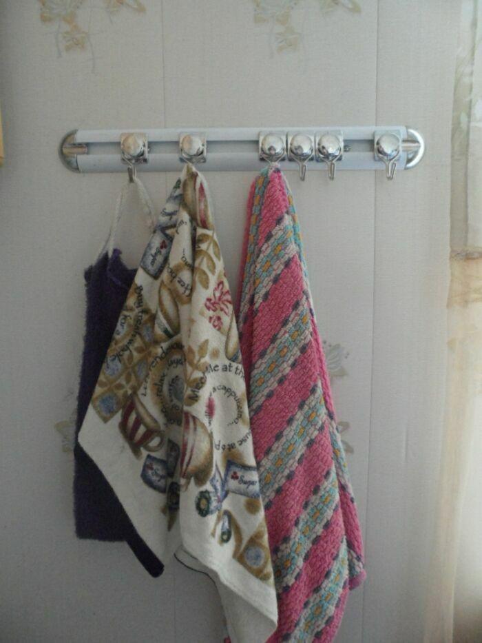 Крючки для полотенцев своими руками 6543