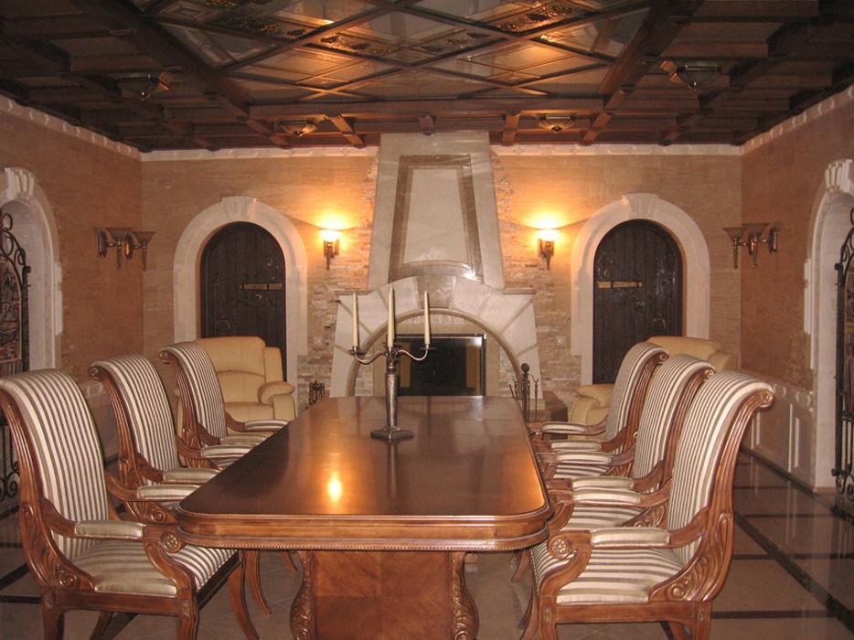 Каминные комнаты