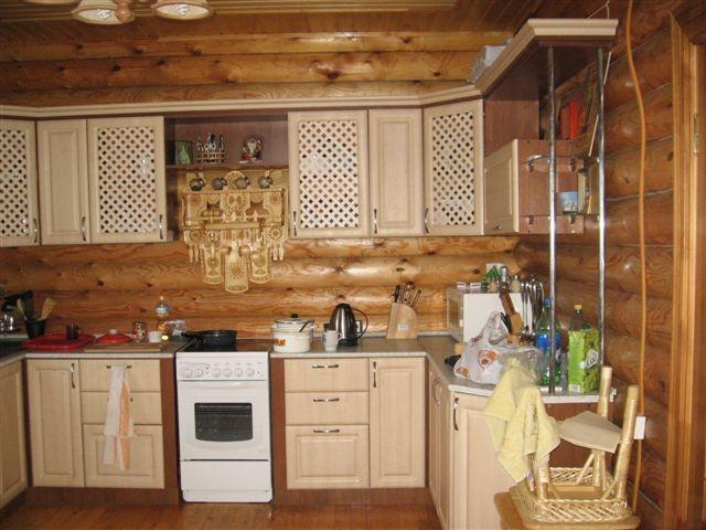 Дизайн кухни дача фото