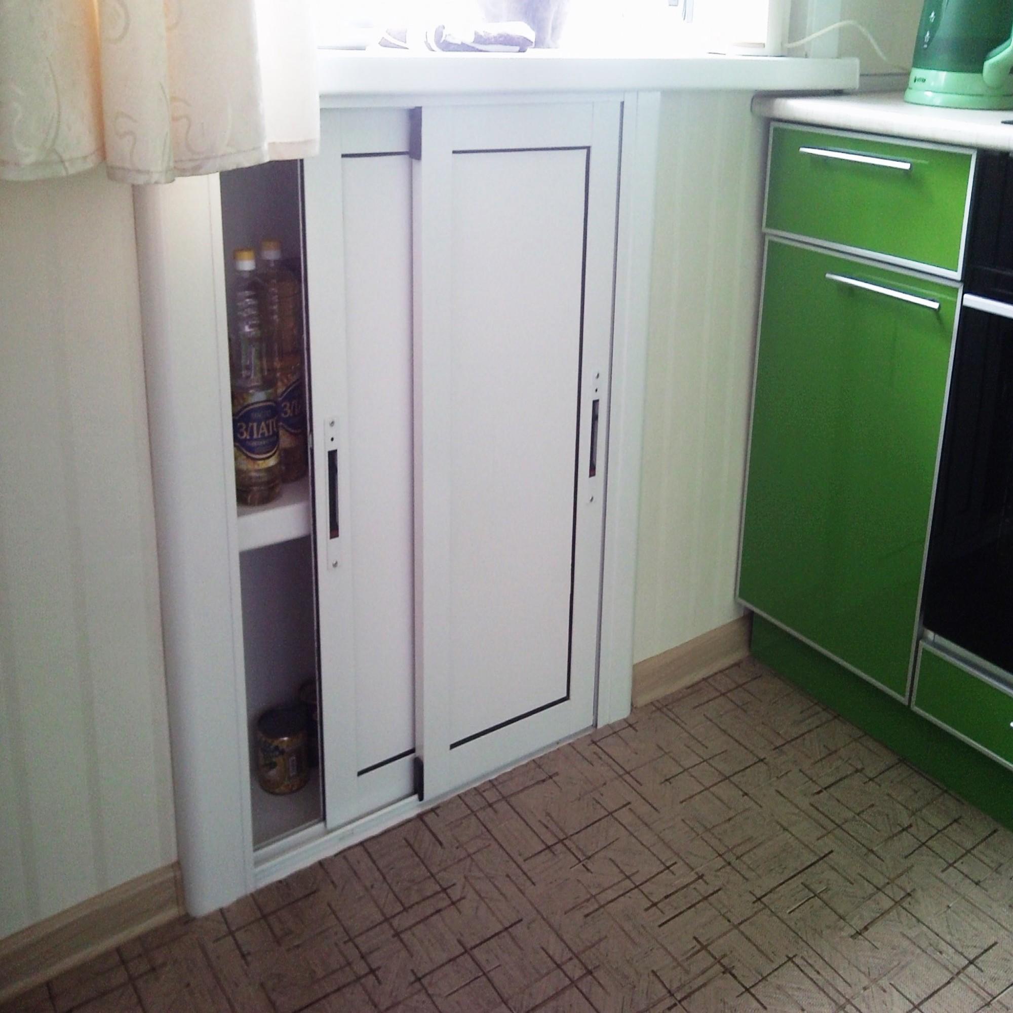 Как встроить обычный холодильник в гарнитур 2 способа, 20 63
