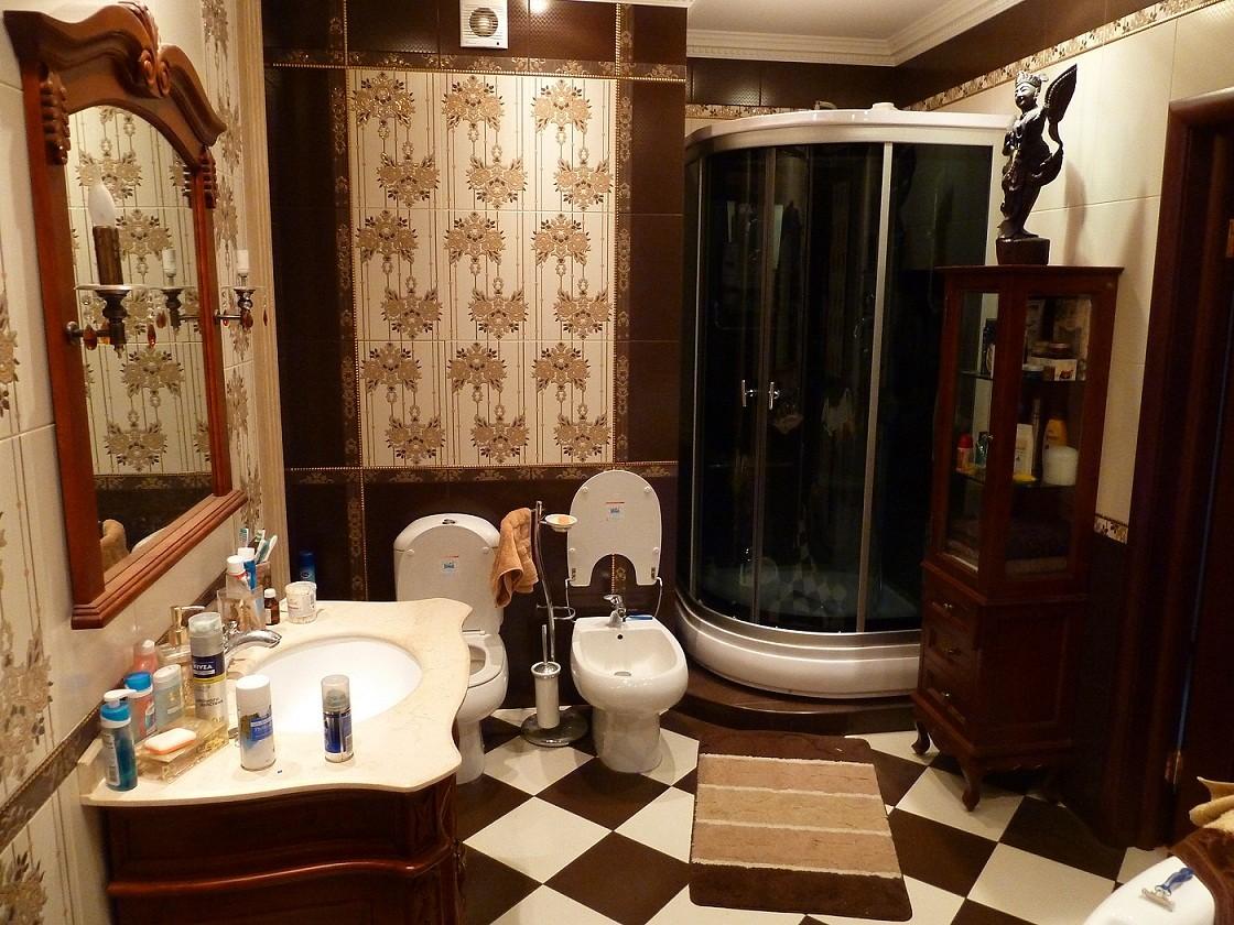 Ванная комната » Мини-музей » Интерьер