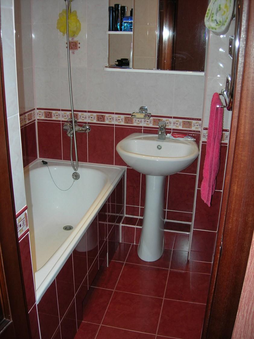 Виды ванных комнат фото