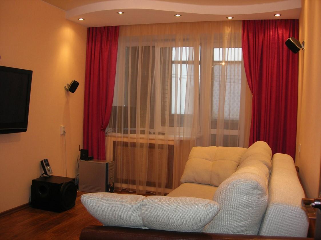 фото однокомнатной квартиры-студии