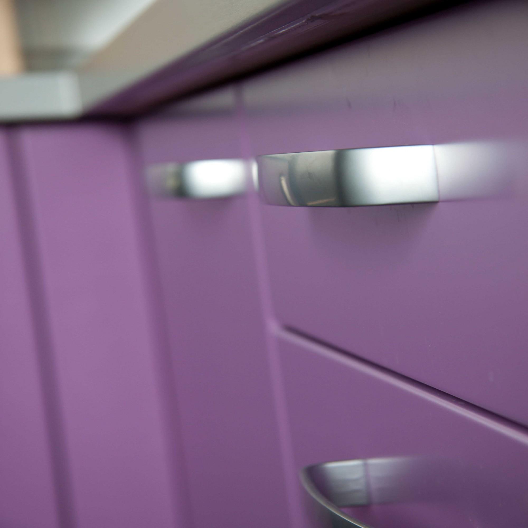 Фото интерьер фиолетовый