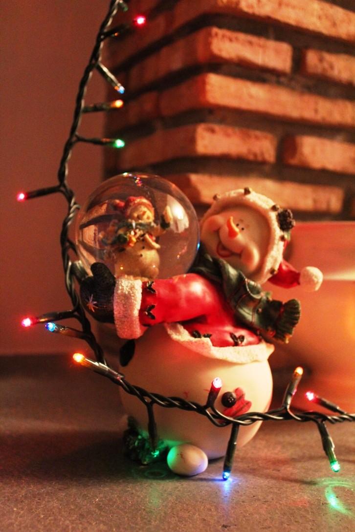 Волшебный подарок от снеговика 71