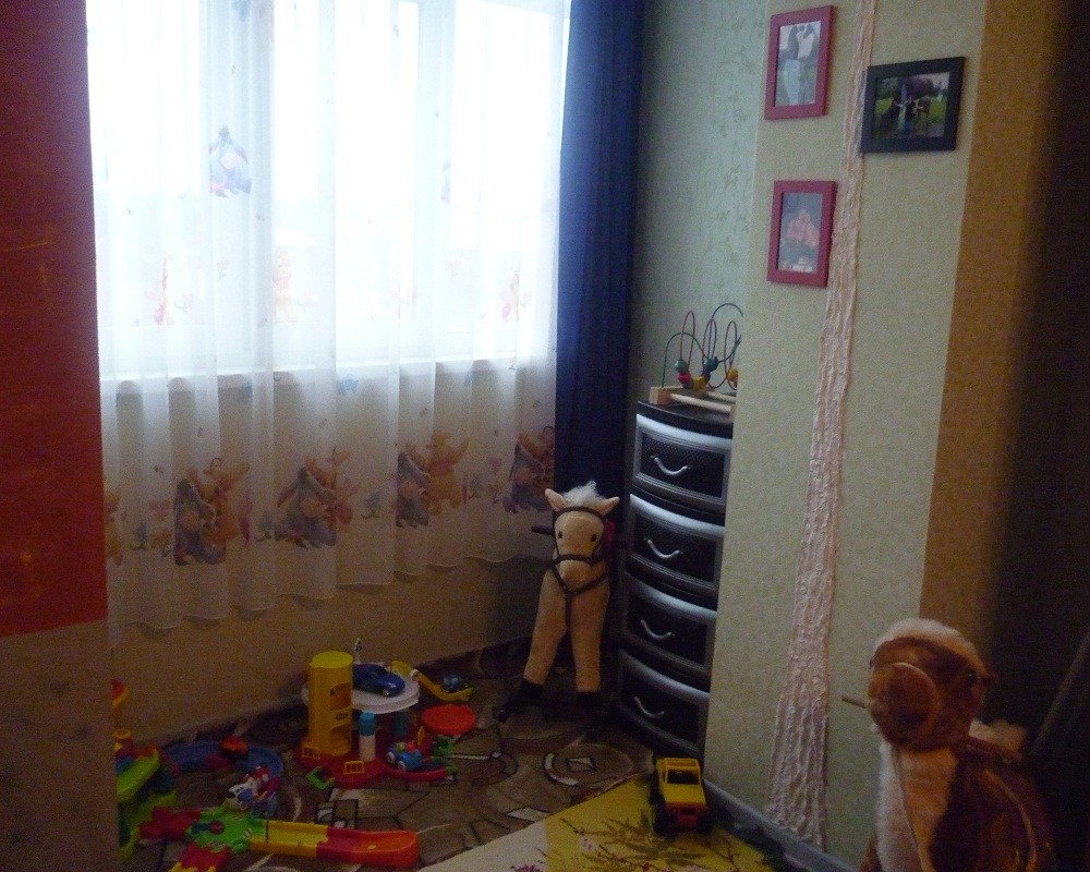 Соединить балкон с детской фото.