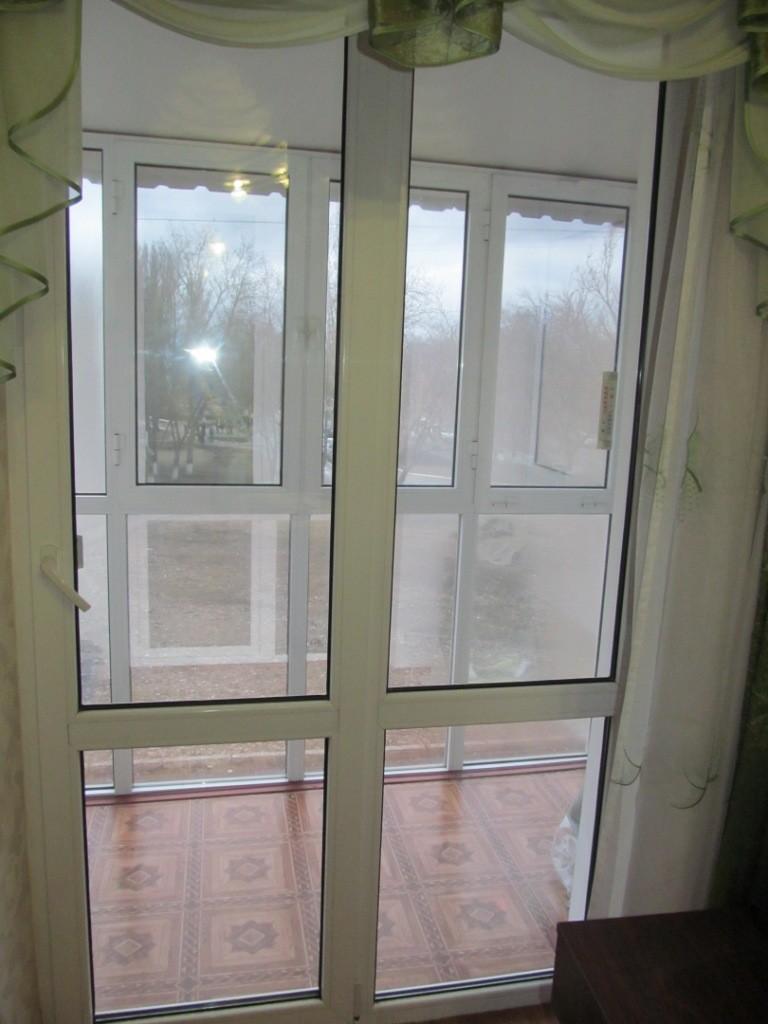 """Вид изнутри """" балкон-панорама """" интерьер фото """" универдом."""