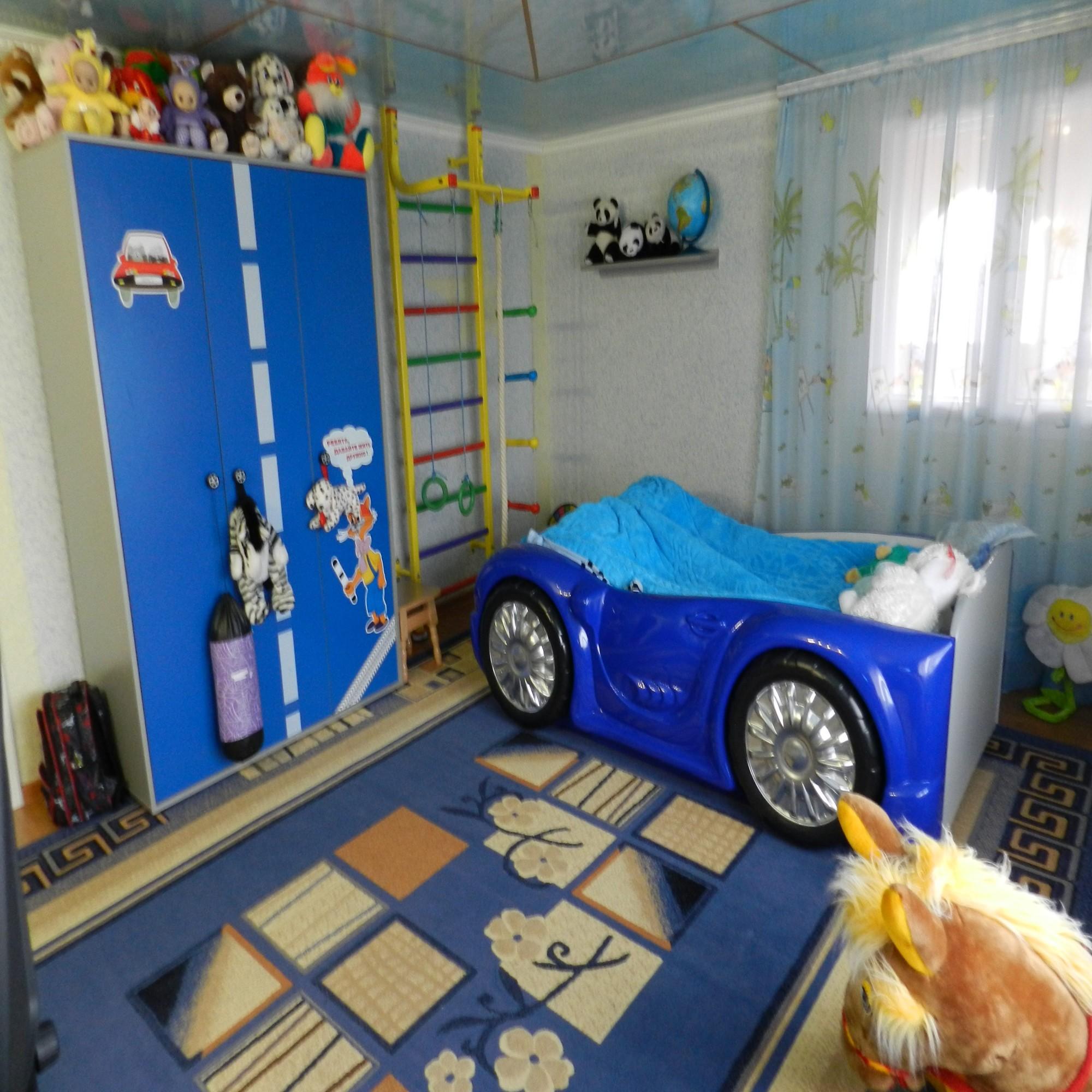 Комната для маленького мальчика фото