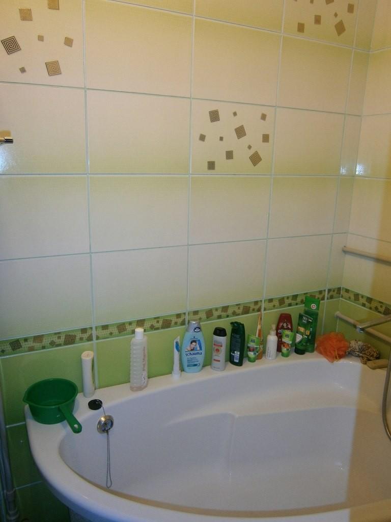 Ремонт в маленькой ванной » Маленькая