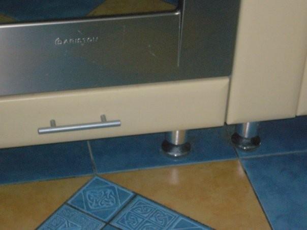 Кухни ножки