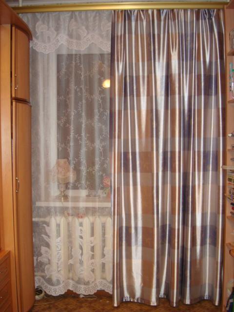 тюль в комнату фото.