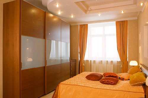 Дизайн спальни 12.5 кв.м