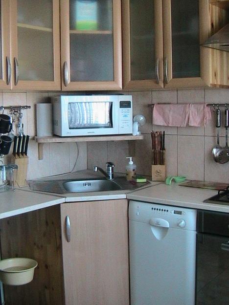 Как сделать полочки на кухню своими руками.