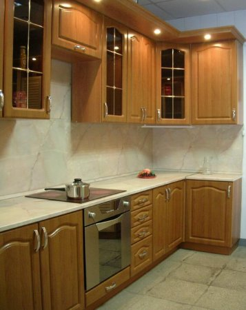 Фото кухонь.  Случайное изображение.