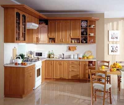 Проблемы при выборе кухни
