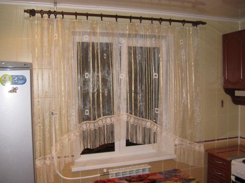 Как обновить старые шторы своими руками фото 87