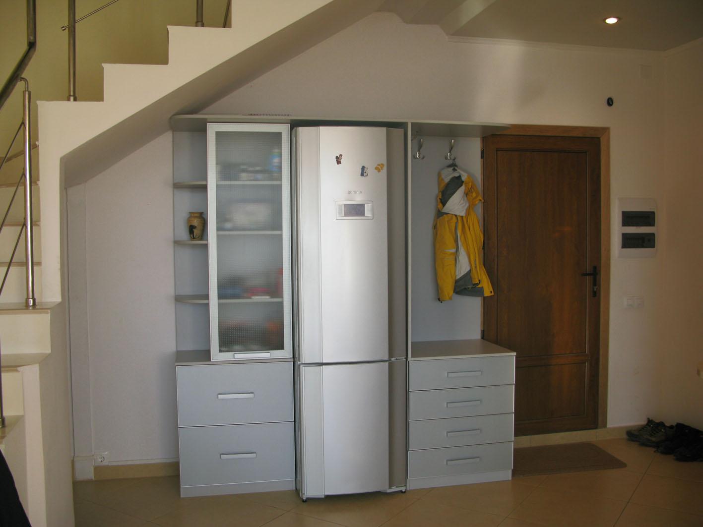 Как сделать встроенный шкаф или 75