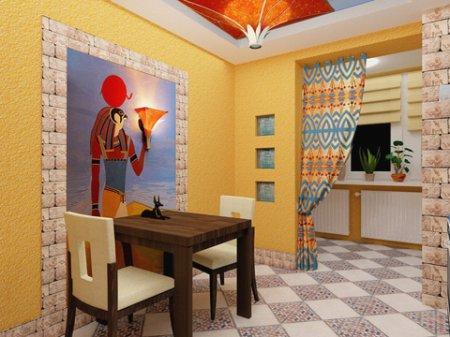 Маленькие кухни – несколько идей