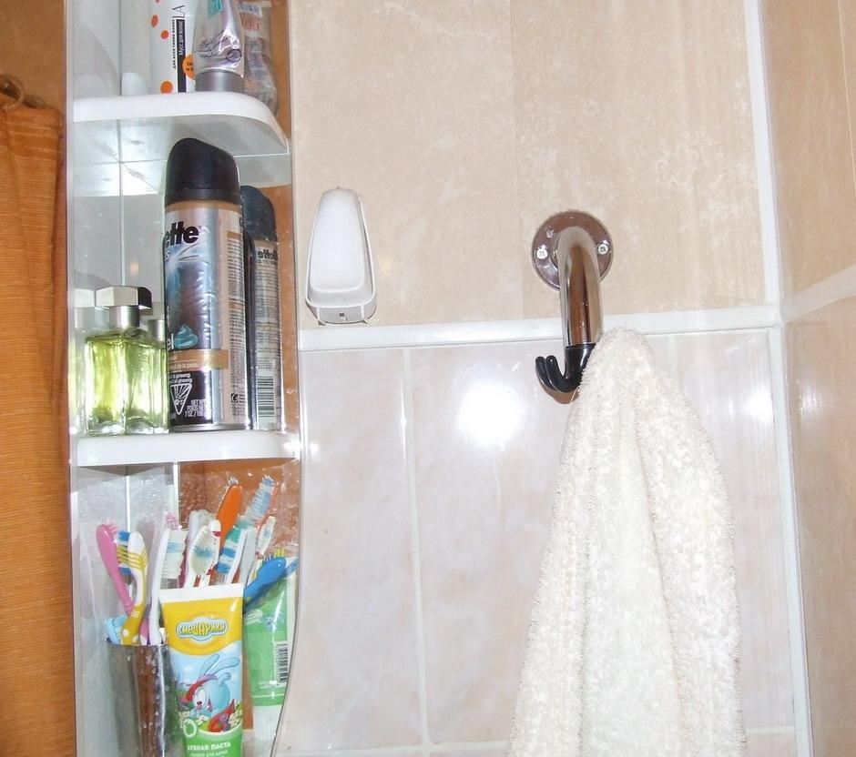 Крючок в ванную своими руками 817