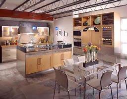Дизайн интерьера квартиры в стиле лофт.