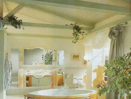 Интерьер в стиле французский прованс.