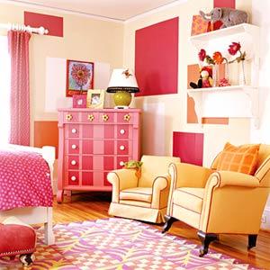 Идеи для детской комнаты в картинках